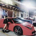 #FerrariMan X Revel Launch