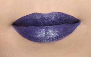 LA Splash Lip Mousse in Bellatrix