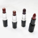 8 Dark Lipsticks For My Mood