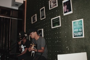 great local talent at Planet G: Laren Macabitas