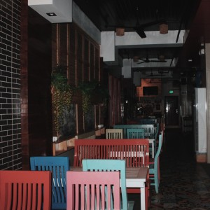 Planet G, a fusion of different restaurants, cuisines and establishments