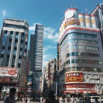 Tokyo Series 4: Shopping & The City (渋谷区,銀座六,本木表,参道)