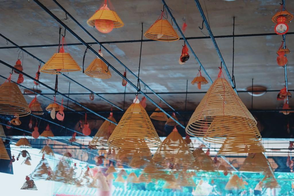 Incense Pavilion
