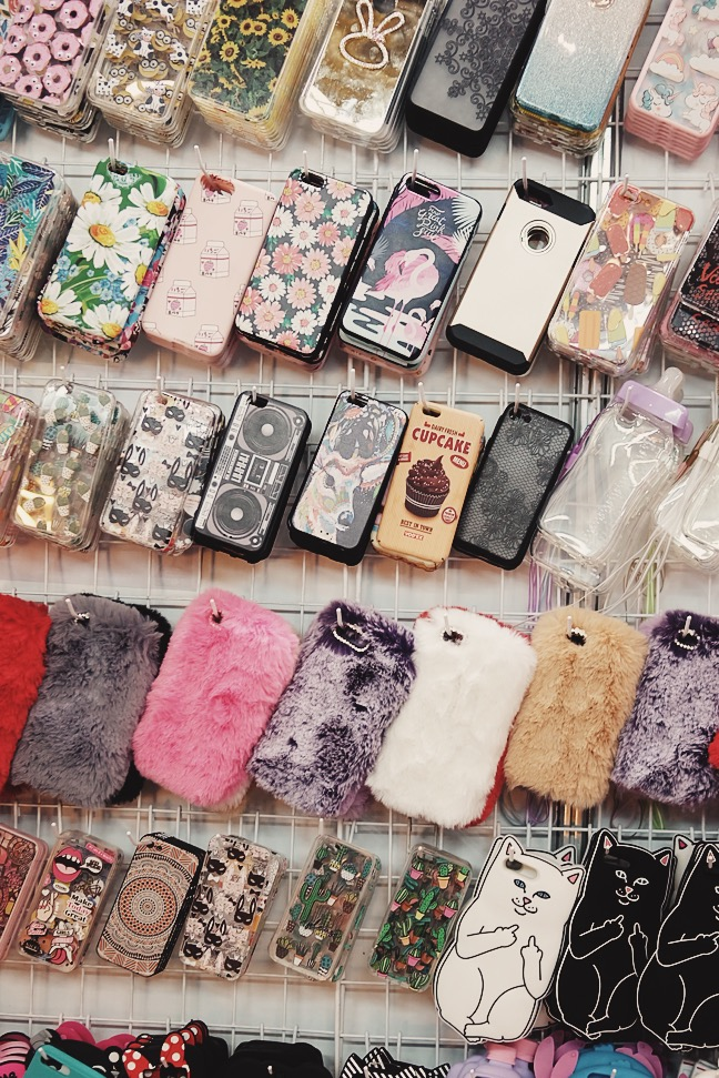My favorite iphone case brand in bazaar's: Eliz Bee! They always have new items!!