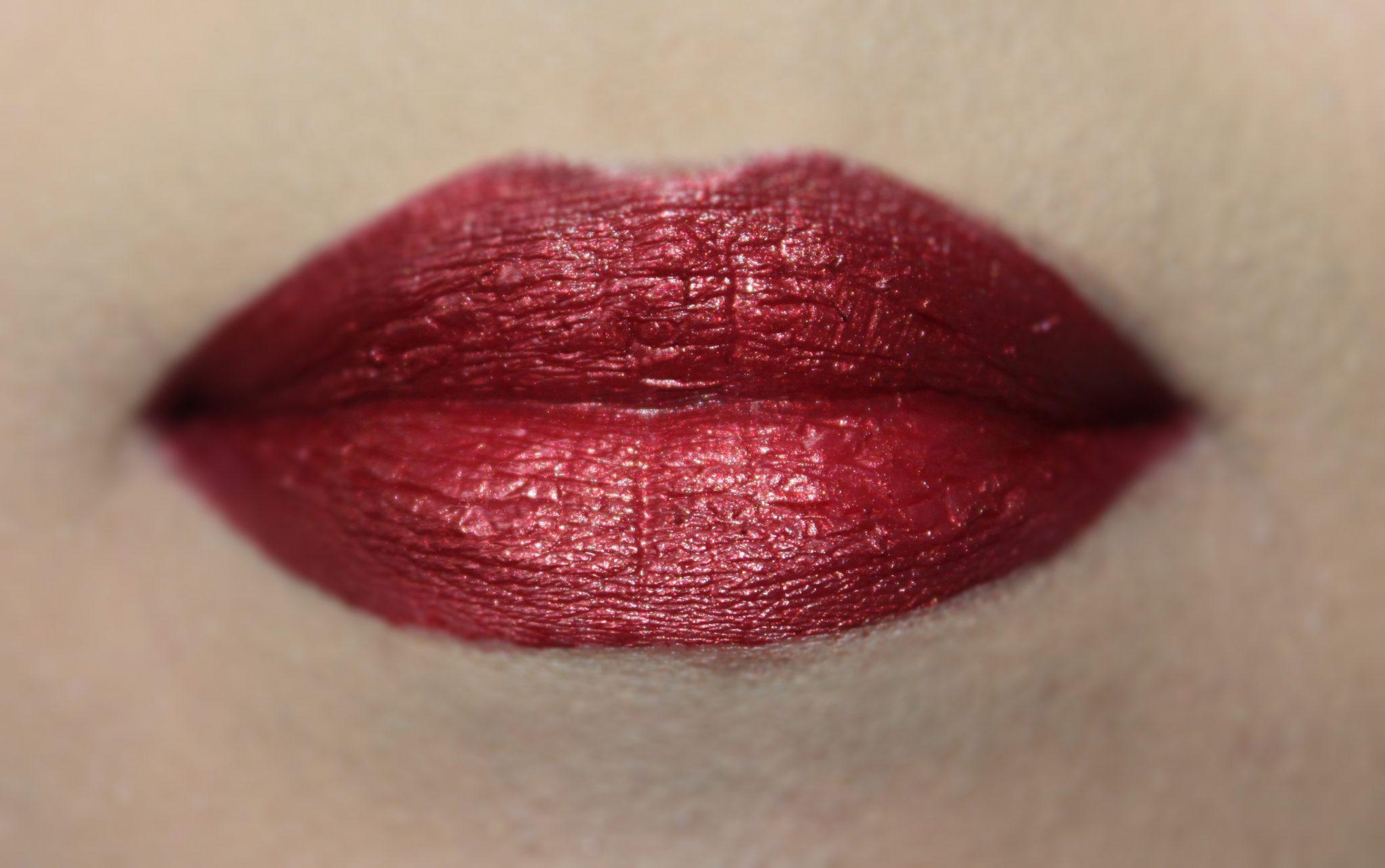 MIKKI GALANG | makeup factory red spirit